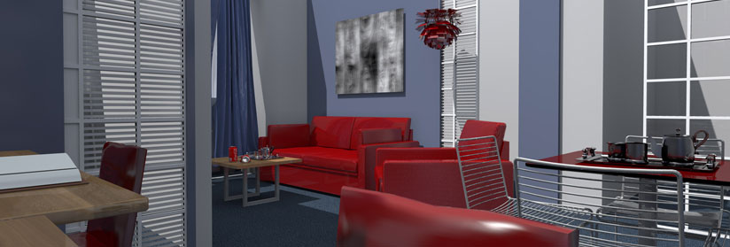 3D Computer Graphics. High quality virtual staging for professionals on mobile home makeover, online virtual room makeover, living room virtual makeover, lamp makeover,