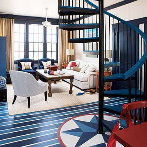 blue-interior-design-blue-floor